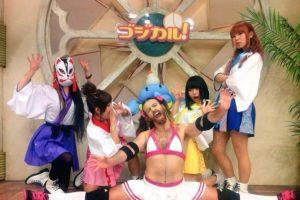 """Lo adoran en Japón al combinar toda su """"masculinidad"""" Foto:Ladybeard/Facebook. Imagen Por:"""