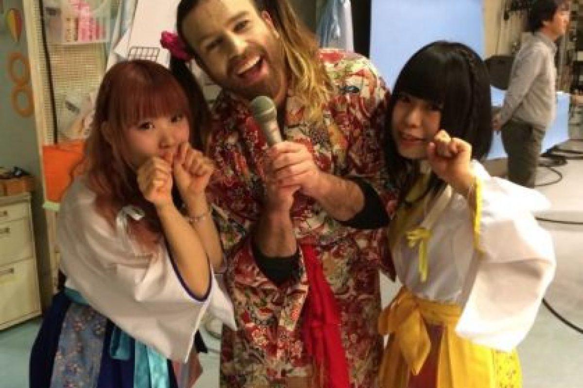 Por supuesto, se ha adaptado a todos los modos de vida japonesa. Foto:Ladybeard/Facebook. Imagen Por: