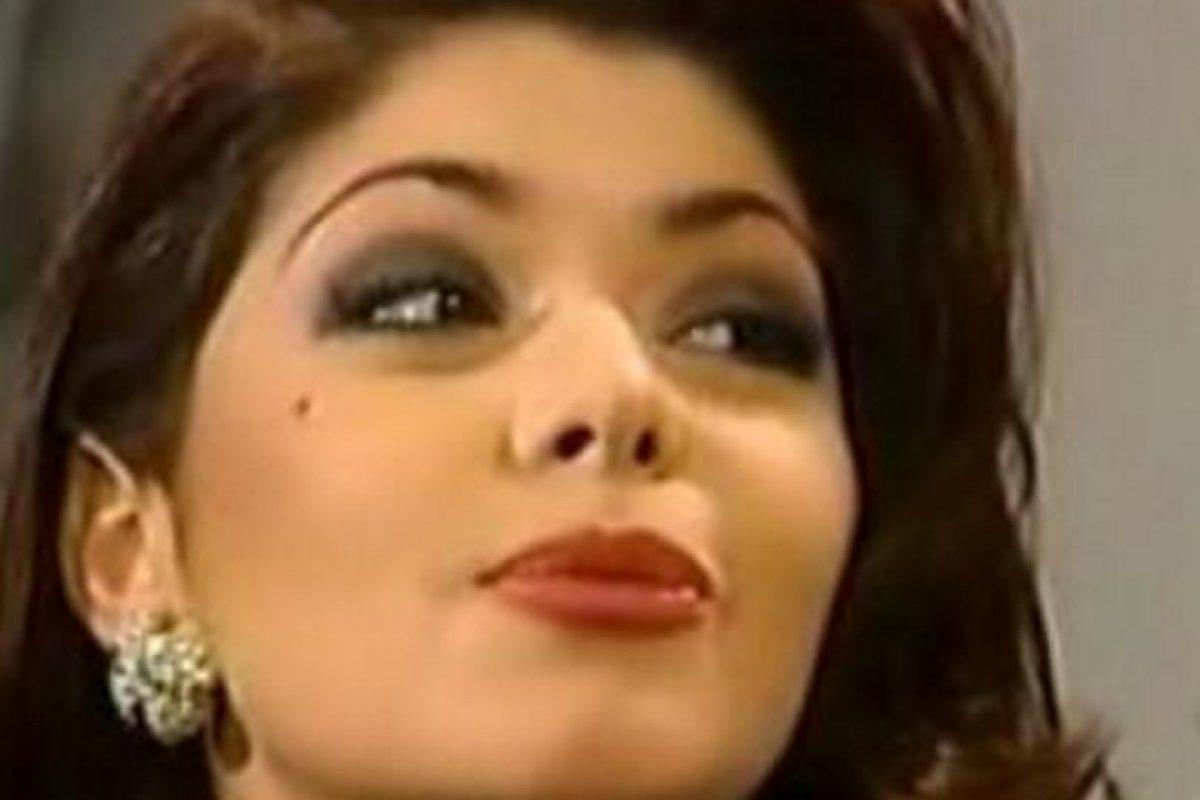 La cual protagonizó Thalía Foto:Televisa. Imagen Por: