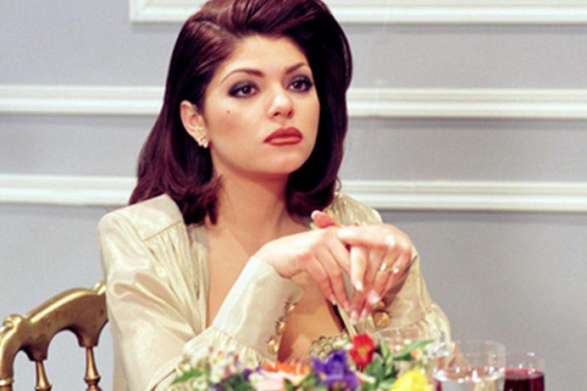 En la telenovela Maria la del Barrio Foto:Televisa. Imagen Por: