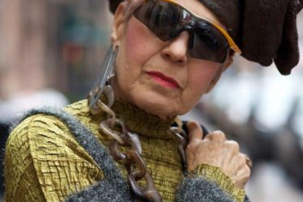 Abuelas Maduras fotos: 20 ancianas que se ven mejor que las modelos más