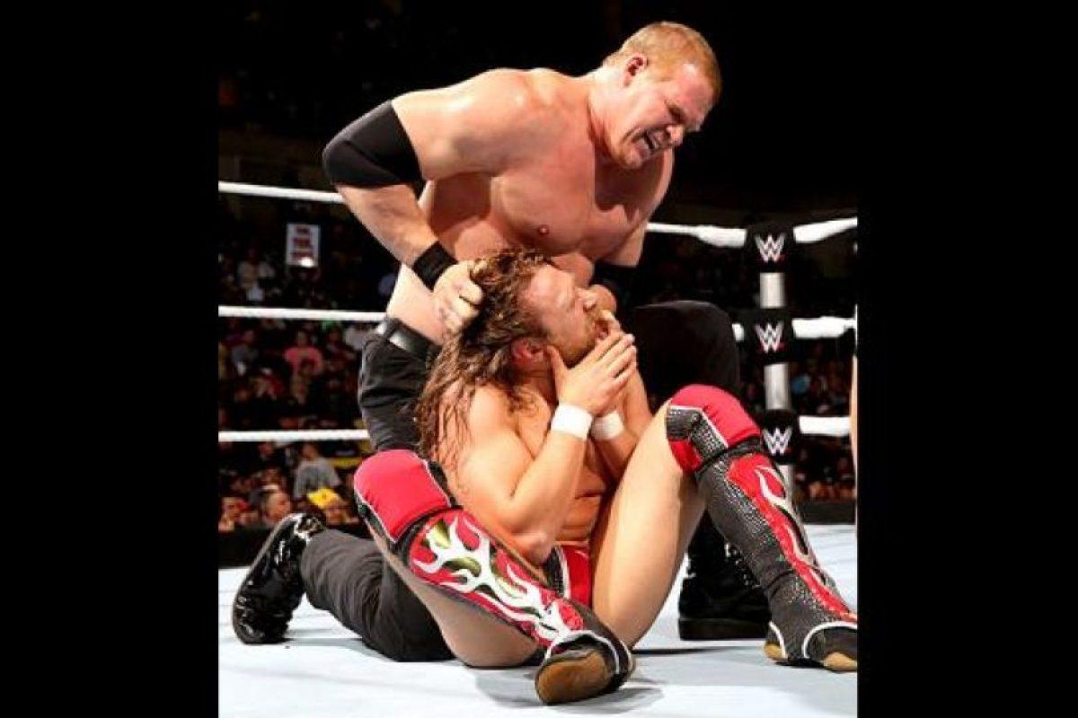 10. Kane y Shawn Michaels tienen el récord de más eliminaciones, con un total de 39 Foto:WWE. Imagen Por: