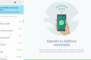 Automáticamente se sincronizarán sus cuentas de WhatsApp. Foto:WhatsApp. Imagen Por: