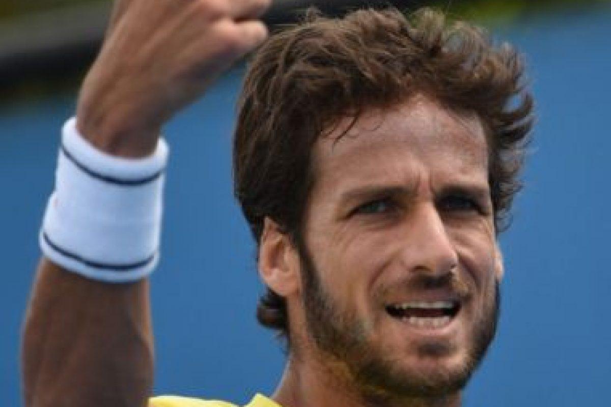 Feliciano avanzó a la tercera ronda Foto:AFP. Imagen Por: