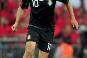 Blanco anotó gol en los tres Mundiales que ha disputado. Foto:Getty Images. Imagen Por: