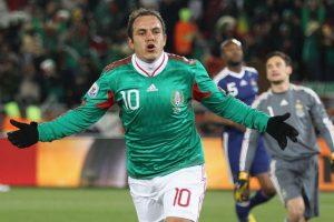 Con la Selección mexicana ha disputado 122 partidos anotando en 39 ocasiones. Foto:Getty Images. Imagen Por: