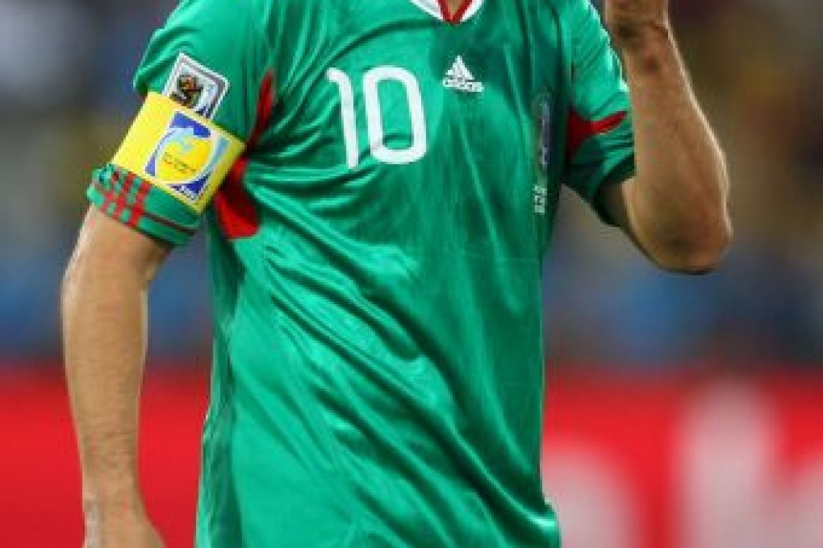 El mexicano Cuauhtémoc Blanco no ha expresado su deseo de retirarse del fútbol. Foto:Getty Images. Imagen Por: