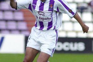 Blanco jugó en el Valladolid de España. Foto:Getty Images. Imagen Por:
