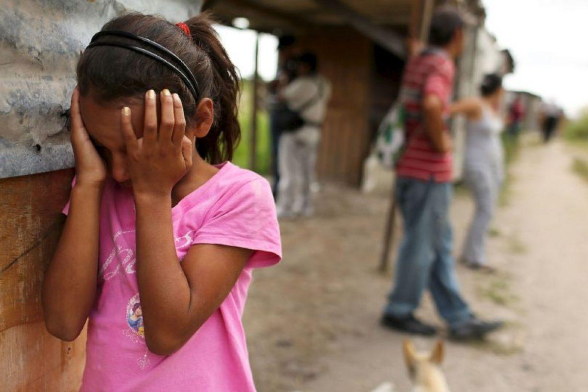 10. Se estima que únicamente uno de cada 36 casos de violación es denunciado. Foto:Getty. Imagen Por: