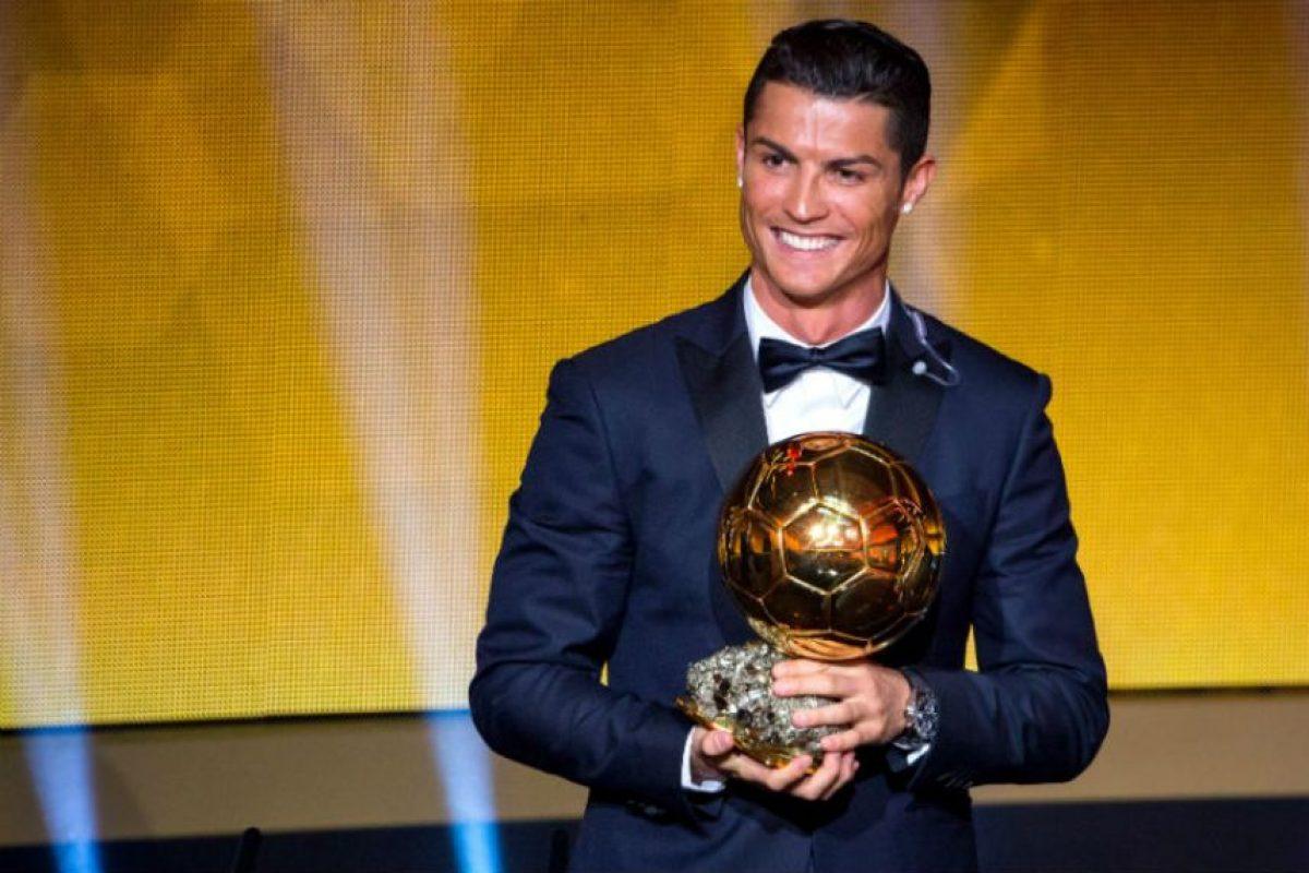 Es el actual ganador del Balón de Oro Foto:Getty. Imagen Por: