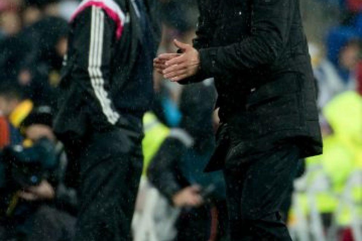 El DT argentino aseguró que nunca estaría al frente del Real Madrid ni de la Selección de Brasil Foto:Getty. Imagen Por:
