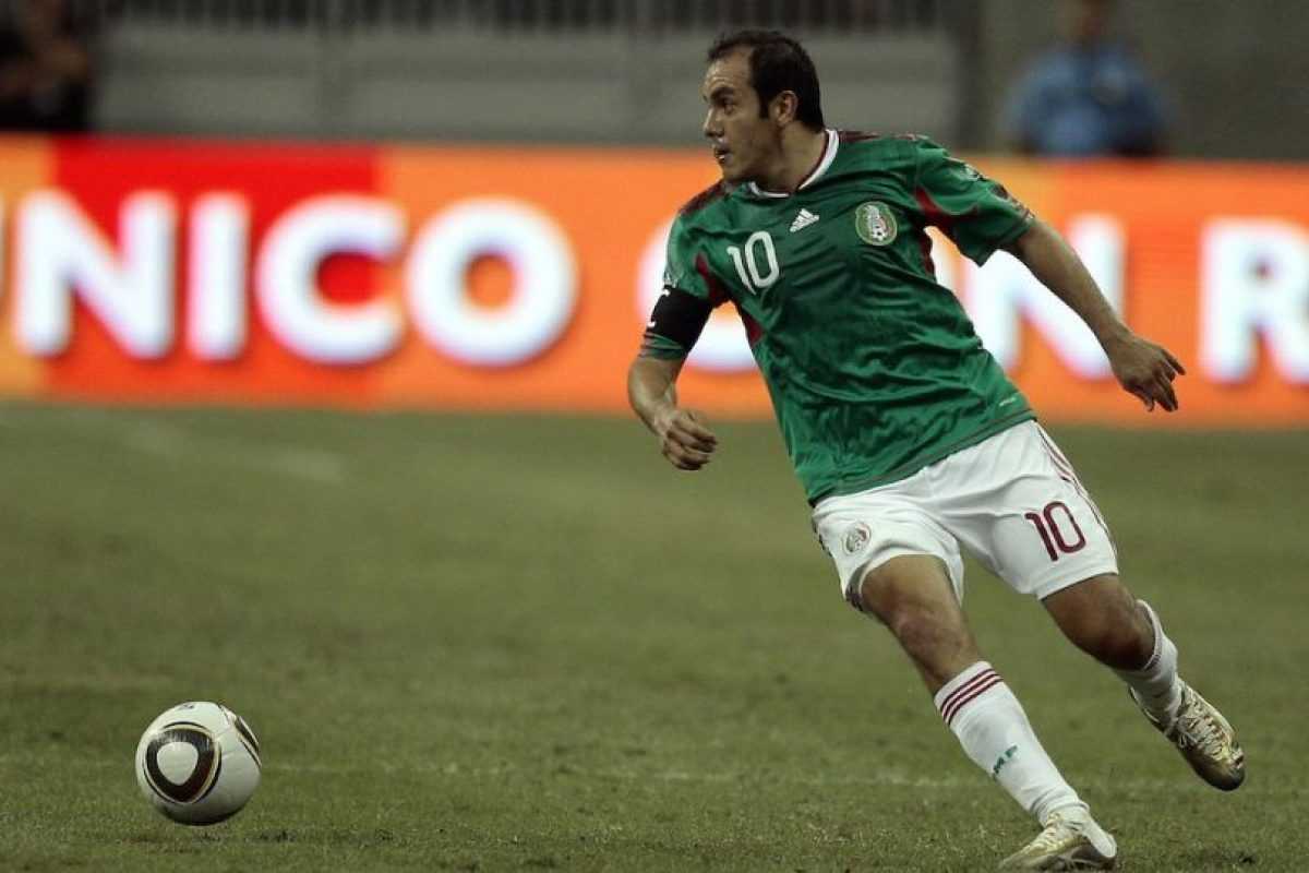 Jugó tres Copas América en las que quedó en tercer lugar. Foto:Getty Images. Imagen Por: