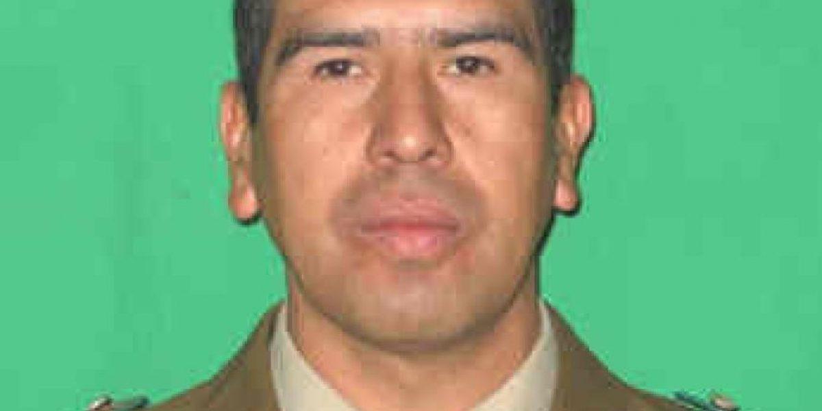 Uno de los carabineros baleados en la frontera era hermano de un mártir de la institución
