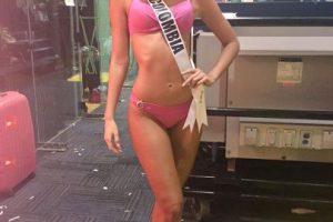Miss Colombia conquistó al público con su presentación en bikini. Foto:Twitter/Miss Universo. Imagen Por: