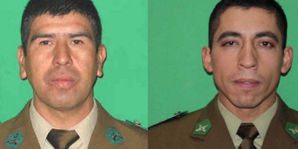 Grupo especial de Carabineros investigará en Arica la muerte de dos efectivos: no se descartan hipótesis
