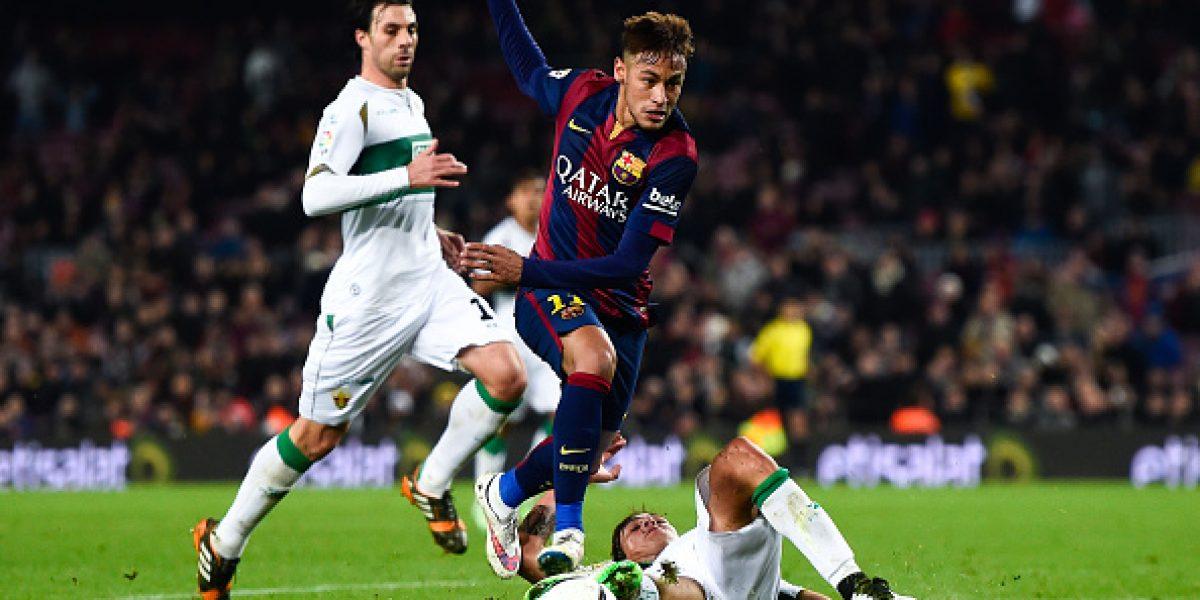 Enzo Roco palpita el cruce de Elche con Barcelona:
