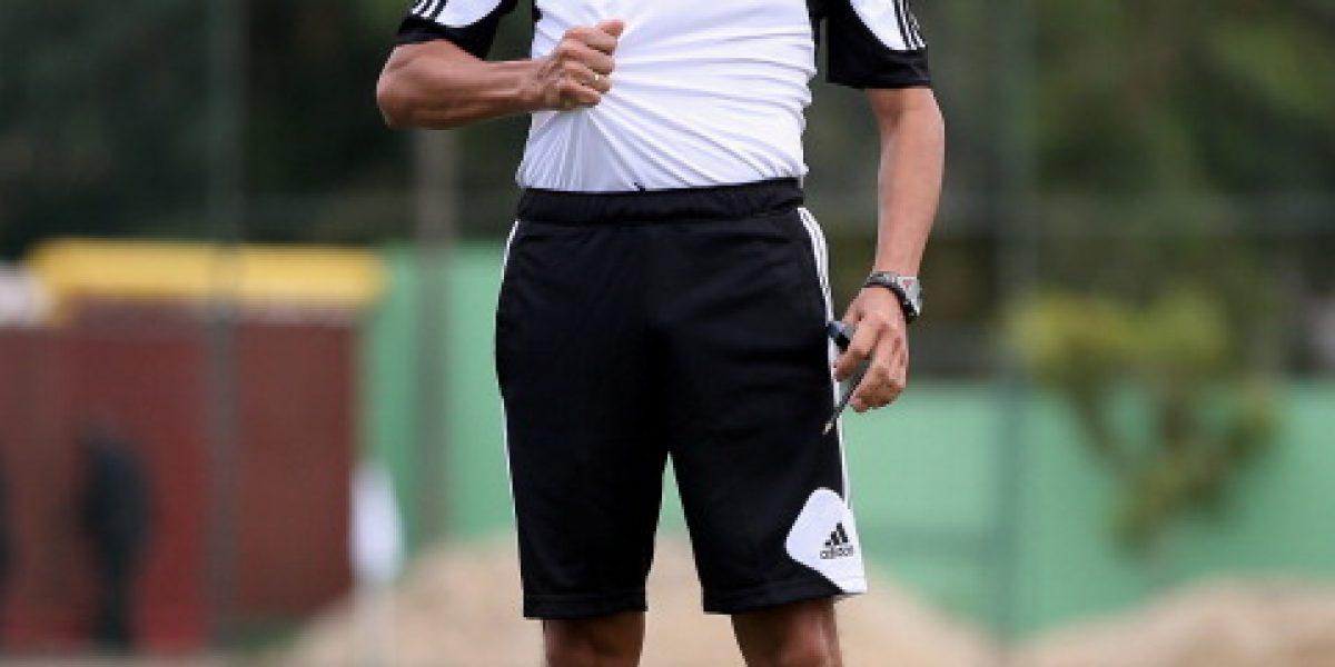 Árbitro paraguayo dirigirá la ida entre Palestino y Nacional por la Copa