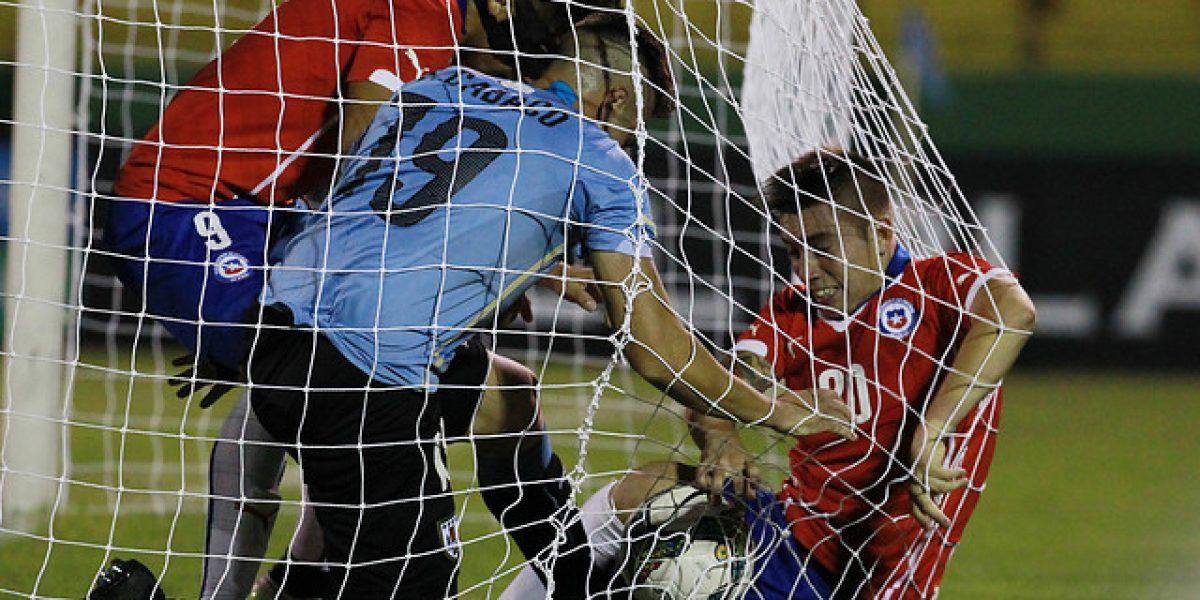 Jadue duro con la Roja Sub 20: