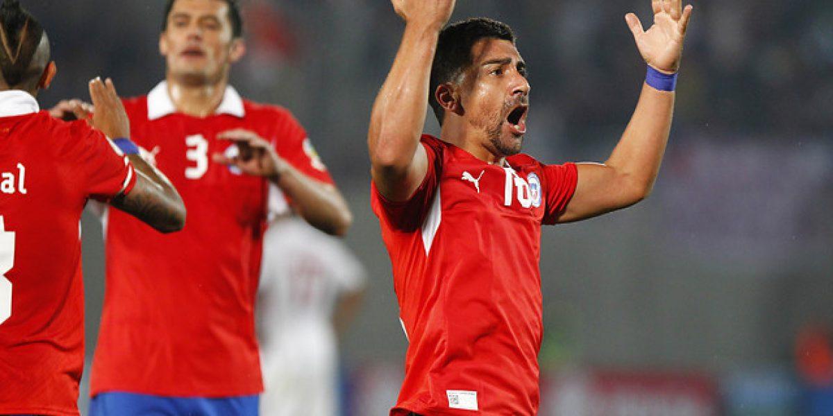David Pizarro vuelve a aparecer en el horizonte de la Roja