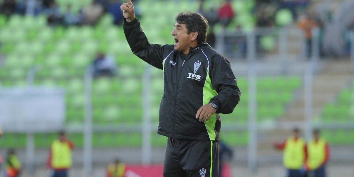 Santiago Wanderers se hunde en un difícil momento y el tiempo no está de su lado