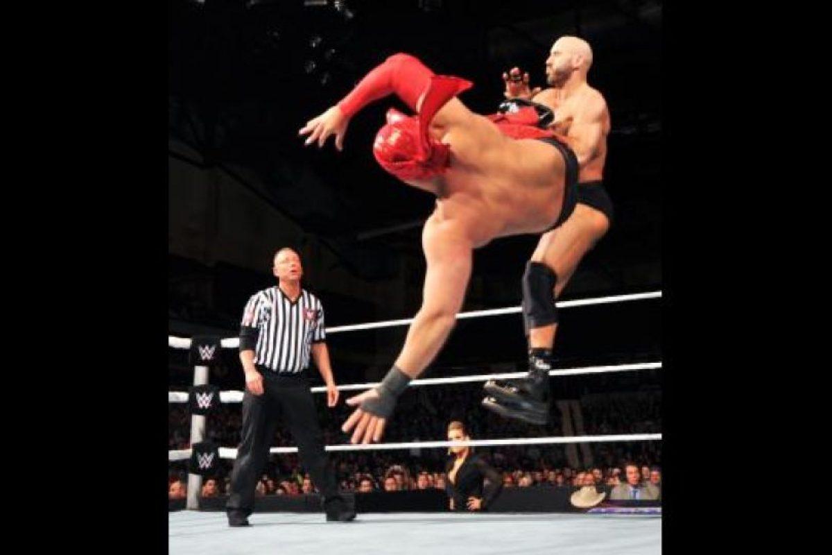 Diego y Fernando son otra pareja confirmada Foto:WWE. Imagen Por: