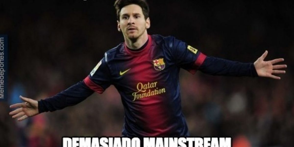 MEMES: Barcelona vence al Atlético de Madrid con polémico penal