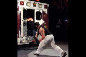 No se sabe si su locura jugará a favor o en contra Foto:WWE. Imagen Por: