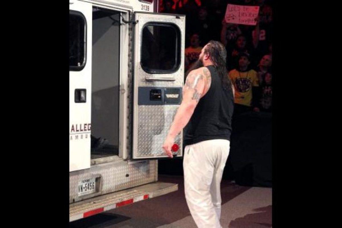 Bray Wyatt Foto:WWE. Imagen Por: