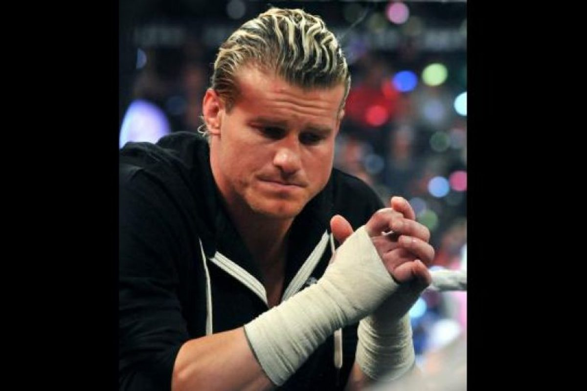 Dolph Ziggler Foto:WWE. Imagen Por: