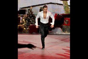 El luchador bailarín también entrará al ring en busca de una oportunidad titular en Wrestlemania Foto:WWE. Imagen Por:
