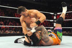 The Miz Foto:WWE. Imagen Por: