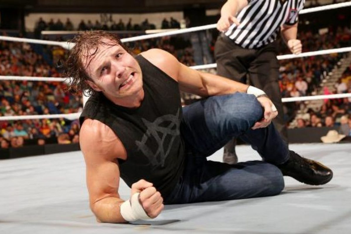 Dean Ambrose Foto:WWE. Imagen Por: