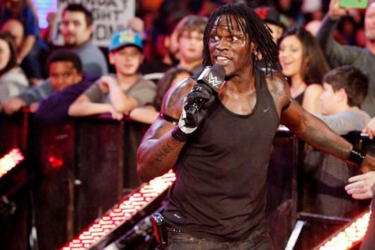Es una buena oportunidad para que despegue Foto:WWE. Imagen Por:
