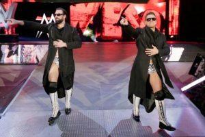"""El autonombrado """"Awesome"""" buscará el título de parejas al lado de Damien Mizdow Foto:WWE. Imagen Por:"""