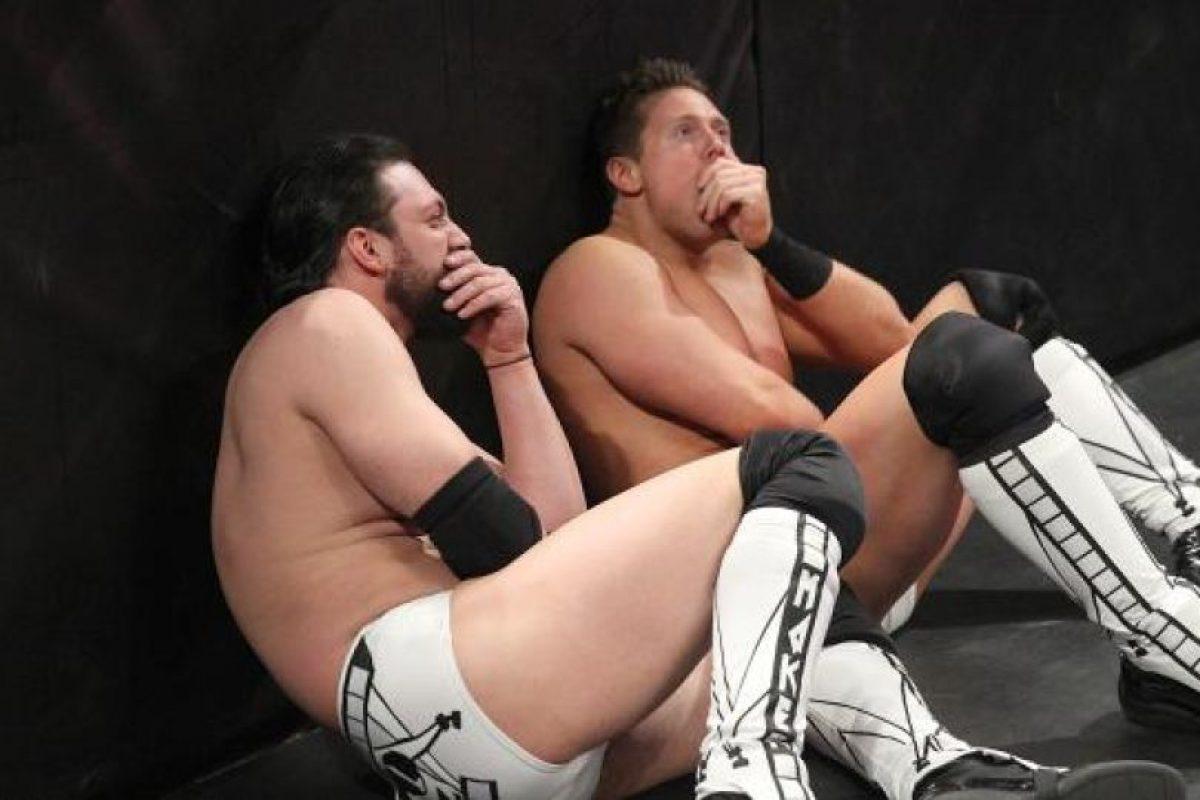 Aseguró que su camino a Wrestlemania ya comenzó Foto:WWE. Imagen Por:
