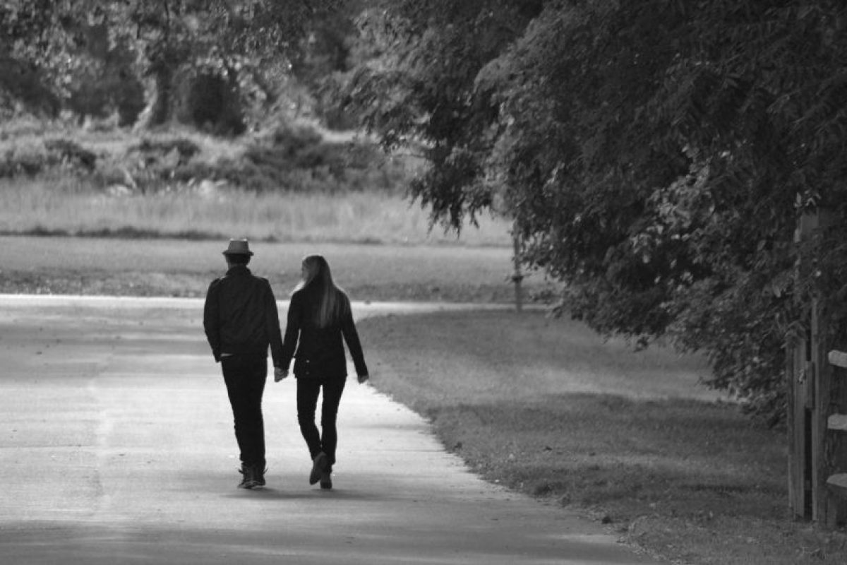 10. Se sienten cómodos al hablar y en los momentos de silencio Foto:Tumblr.com/tagged-pareja. Imagen Por: