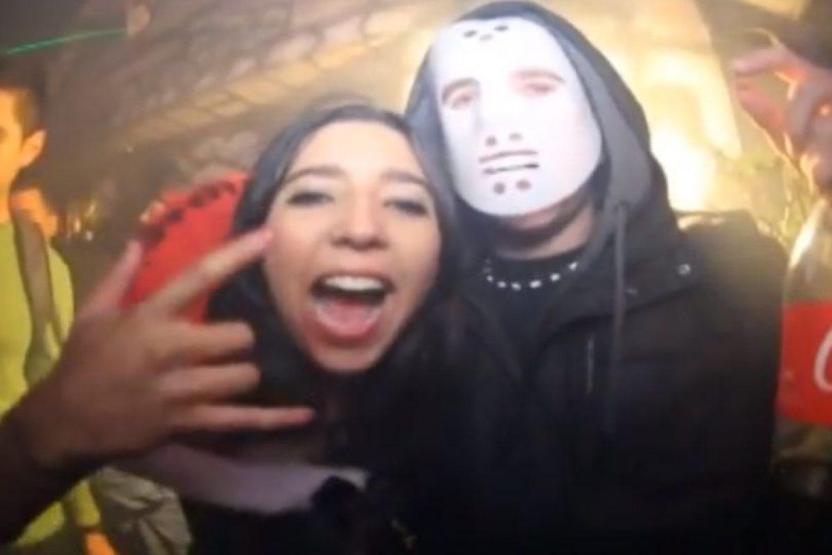 """Se especializa en fiestas para """"Juggalos"""" (personas que aman el sexo disfuncional) Foto:Mike Busey /Youtube. Imagen Por:"""