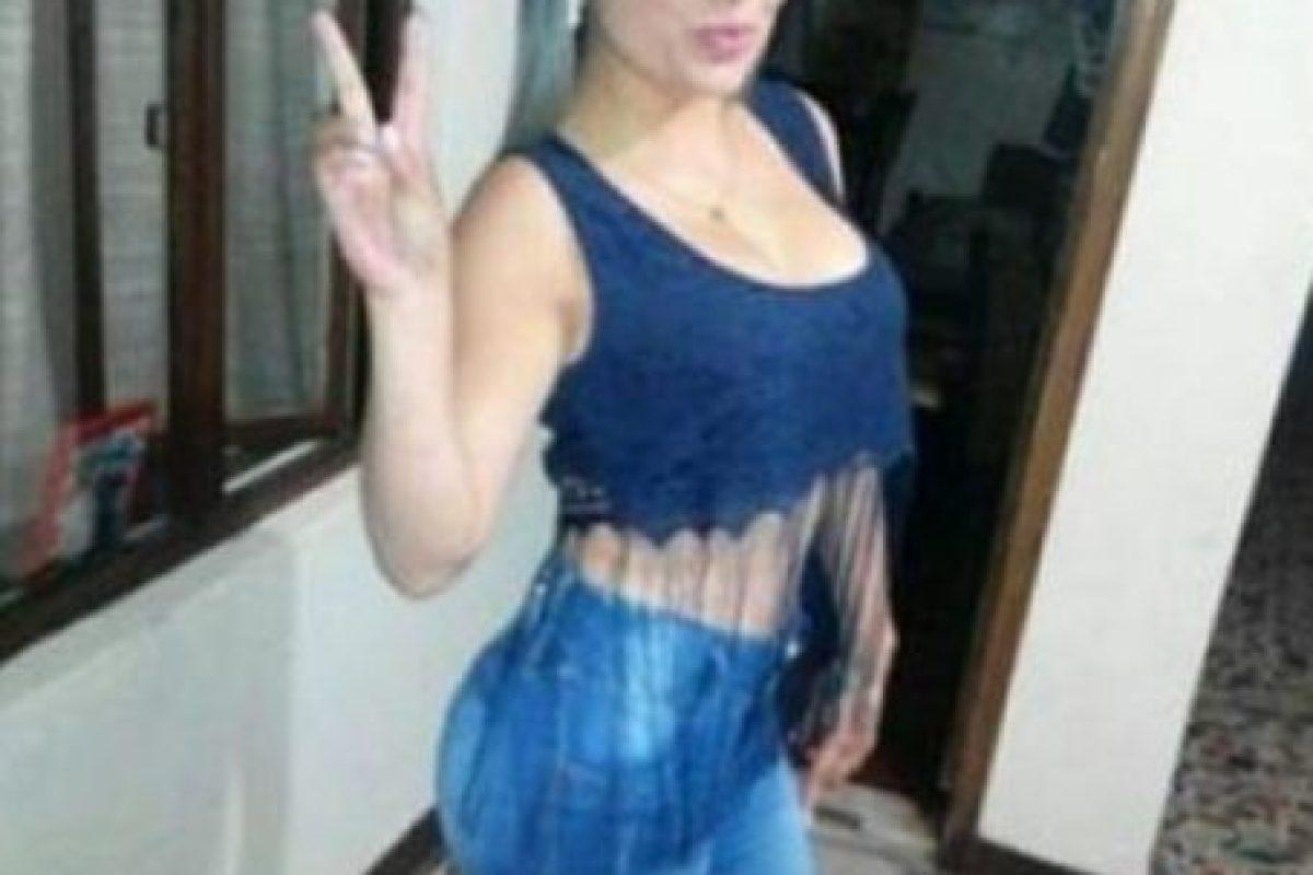A Andrea Johanna Torres, colombiana de 28 años, la detuvo la policía por robo y por lo que posteaba en redes sociales. Foto:Facebook. Imagen Por: