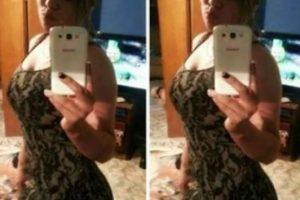 """La llamaban """"Yayita"""" por su belleza. Con esta confundía a guardias de seguridad mientras sus compañeros robaban. Foto:Facebook. Imagen Por:"""