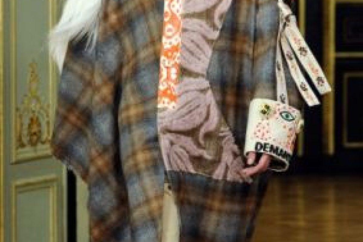 Tomé el tapete y el trapero e hice moda. Foto:Getty Images. Imagen Por:
