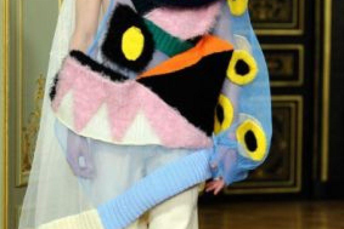 """""""Mi nombre es Rafita y me disfrazo de mariposa"""" Foto:Getty Images. Imagen Por:"""