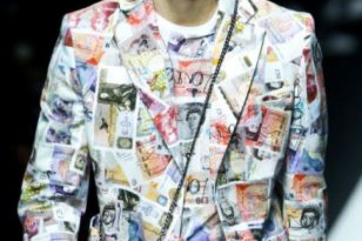 Porque el dinero es lo que cuenta. Foto:Getty Images. Imagen Por: