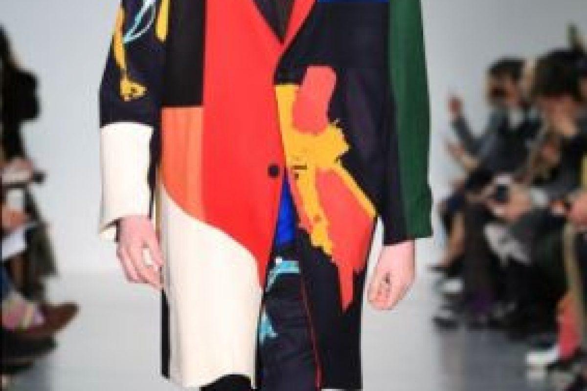 Mucho más arte con blazers que recuerdan a Palm Beach en los 90 Foto:Getty Images. Imagen Por: