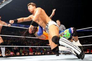 Pero The Miz no descarta que pueda ingresar a la batalla real Foto:WWE. Imagen Por: