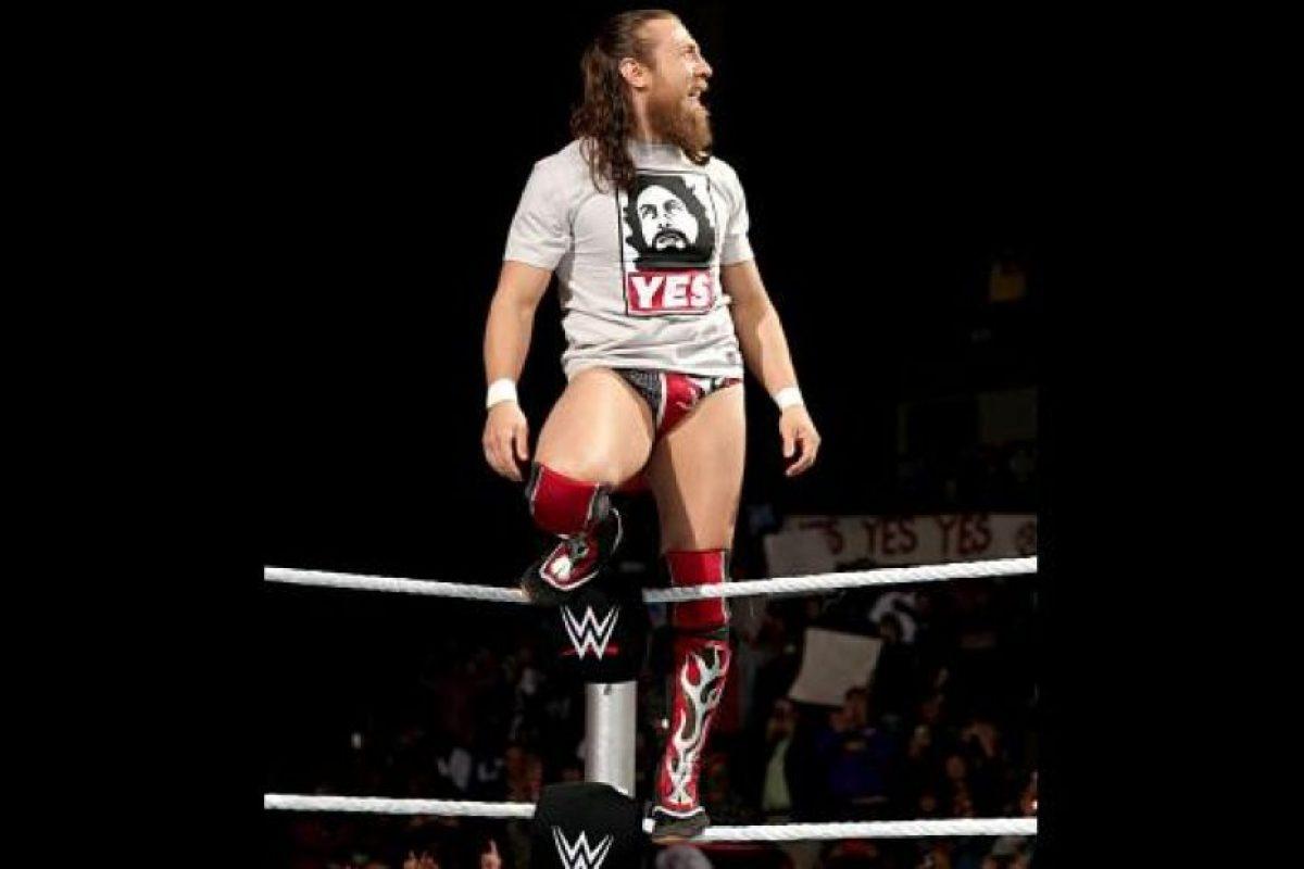 El excampeón mundial es uno de los más queridos por el público Foto:WWE. Imagen Por: