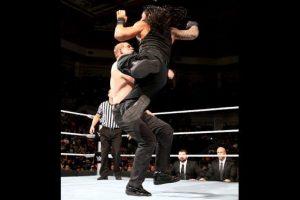 Es uno de los favoritos para ganar la batalla real Foto:WWE. Imagen Por: