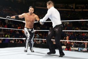 Justin Gabriel Foto:WWE. Imagen Por: