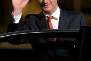 Fue coronado el 21 de julio de 2013 tras la abdicación de su padre, el Rey Alberto III. Foto:Getty Images. Imagen Por: