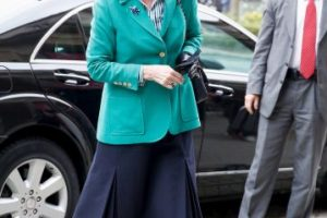 Margarita II de Dinamarca Foto:Getty Images. Imagen Por:
