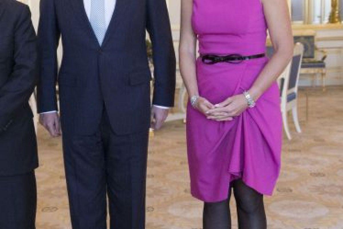 Su reinado recién comenzó el pasado 30 de abril de 2013, tras la abdicación de su madre, la Reina Beatriz, a los 74 años. Foto:Getty Images. Imagen Por: